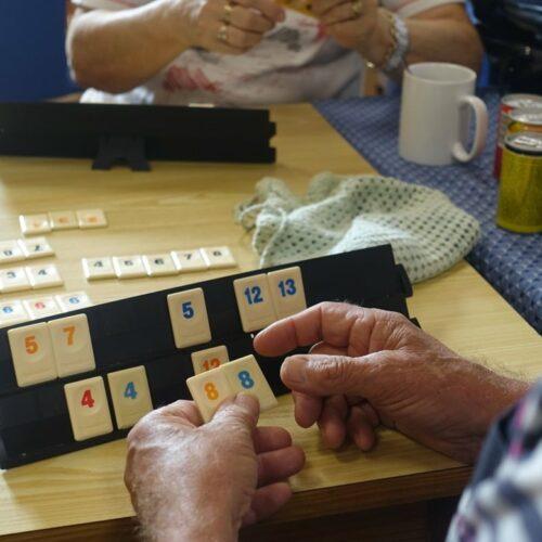 GIGNAC LA NERTHE activités seniors