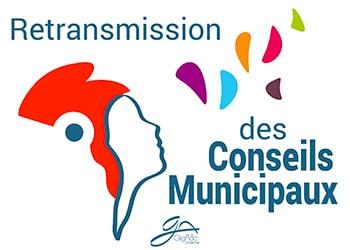 Retransmissions du Conseil Municipal